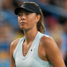 French Open: Sinner credits Sharapova for improvement as he becomes youngest top 75 player