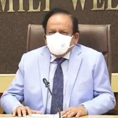 Covid-19: India opposes 'vaccine passport', health minister calls it 'discriminatory'