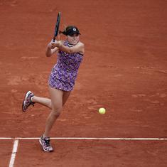 French Open, day 7 women's roundup: Swiatek, Kenin pass tough tests; Svitolina knocked out