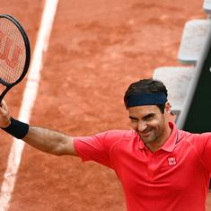 Do what you love: Twitter inspired as battling Federer beats Koepfer in epic French Open clash
