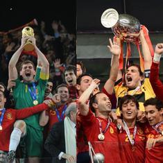 Pause, rewind, play: When Spain mastered tiki-taka football to unleash an era of global dominance