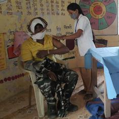 A remote tribal village in Maharashtra shows how to fight vaccine hesitancy