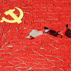 As China's Communist Party turns 100, Indian leaders would do well to learn from its success