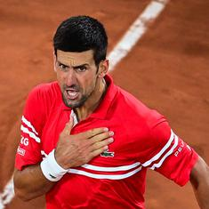Let's have a great battle: Djokovic ready for French Open semis with 'biggest-ever rival' Nadal
