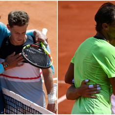 French Open: In entertaining Rafael Nadal vs Diego Schwartzman quarterfinal, history repeats itself