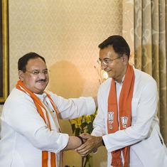 Congress needs 'major surgery', say veteran leaders after Jitin Prasada's exit