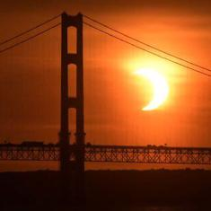 Watch: How the 'ring of fire' solar eclipse looked from different parts of the world
