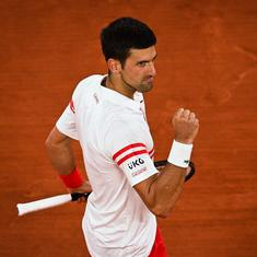 Watch: 'Best match I was ever a part of at Roland Garros' – Djokovic after epic win against Nadal