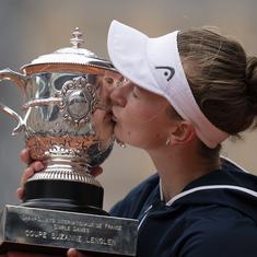 French Open: Barbora Krejcikova's unexpected yet extraordinarily composed title run