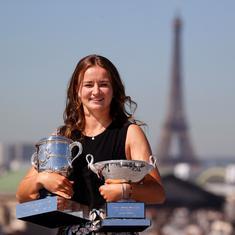French Open: Barbora Krejcikova enters top 15 after dream run, Stefanos Tsitsipas moves up to fourth