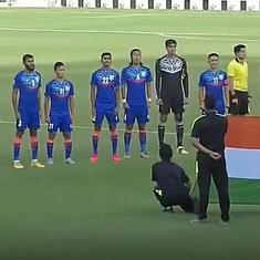 Fifa World Cup qualifiers, India vs Afghanistan live updates: India hold Afghanistan for vital point