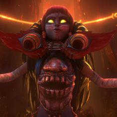 Watch: Guillermo Del Toro's series 'Trollhunters' ends with movie 'Rise of the Titans'