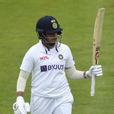 A marvellous 96 on Test debut: Reactions to Shafali Verma's superb knock against England