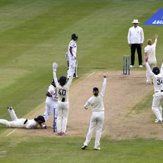 England vs India Test, day 2: Dramatic batting collapse mars Mandhana, Verma's record opening stand
