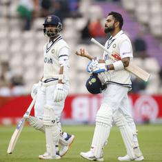 India's warm-up match against County XI: Rohit leads side with Kohli, Rahane rested due to niggles
