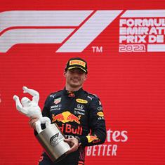 Formula One: Max Verstappen wins French Grand Prix to extend lead in drivers' title race
