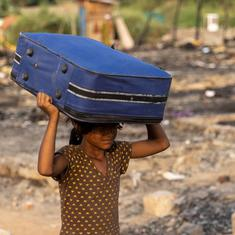 After fire in Delhi camp, Rohingya refugees say all they want is a place of safety