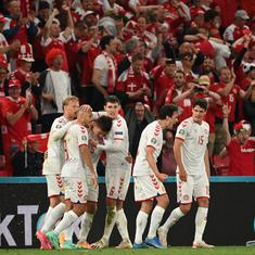 Euro 2020: Denmark storm into knockouts with big win over Russia; Austria beat Ukraine to advance