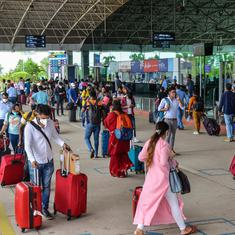 Top 10 Covid updates: Negative RT-PCR report mandatory for flyers to Chhattisgarh from August 8