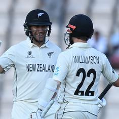 World Test Championship final: Williamson, Jamieson shine as New Zealand beat India to win title