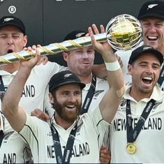Data check: New Zealand's top performers, key stats from victorious World Test Championship campaign