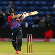 Second T20I: Liam Livingstone guides stumbling England to series-clinching win against Sri Lanka