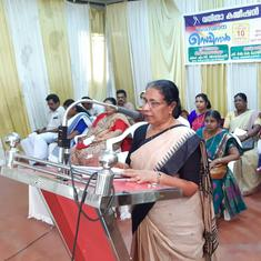 Kerala women's panel chief quits after controversy for comments on domestic violence survivor
