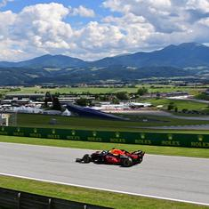 Formula One: Verstappen takes pole for Styrian GP as Bottas gets 'screwed over' with grid penalty