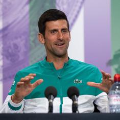 I'm a little bit divided: Novak Djokovic is unsure of playing Tokyo Olympics with new restrictions