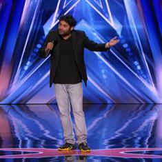 Watch: Indian-origin comedian Kabir Singh gets a standing ovation on America's Got Talent show