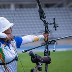 Archery World Cup: Deepika Kumari stars in Paris with three gold medals on a perfect day