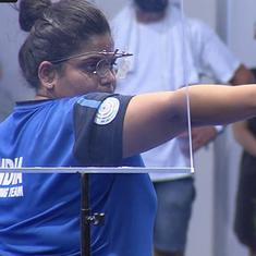 Shooting World Cup: Rahi Sarnobat gives India first gold medal at Osijek