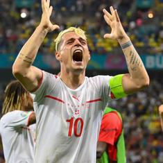 Thank you, football: Reactions after Spain, Croatia, Switzerland, France light up Euro 2020