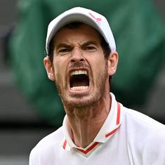 A very Murray performance by Sir Andy on singles return at Wimbledon after a four-year break