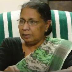 Former Kerala women's panel chief protected rape accused, alleges athlete Mayookha Johny