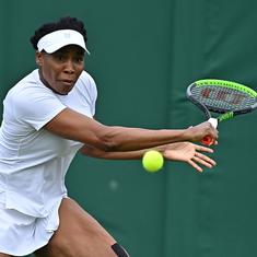 Watch: 'Super disappointing' – Venus Williams announces withdrawal from US Open due to injury