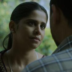 'Samantar 2' review: Swwapnil Joshi tries to outrun fate but a femme fatale gets in the way