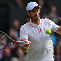 Wimbledon day 5 order of play: Murray up against Shapovalov; Muguruza faces Jabeur test