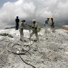As mining booms in Bhutan, environmental damage and allegations of corruption are rampant