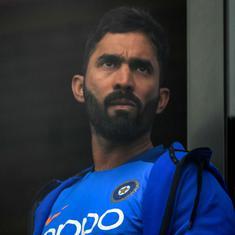 Watch: Dinesh Karthik explains Indian team's mindset after Test cancellation