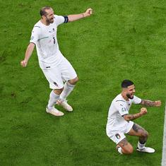 Euro 2020: Another tournament heartbreak for Belgium as Insigne's brilliant goal takes Italy to SF