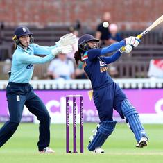 England vs India, 3rd ODI: Mithali Raj's masterful knock guides visitors to four-wicket victory