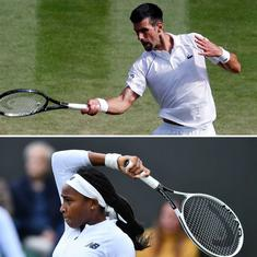Wimbledon 'Manic Monday' order of play and preview: Djokovic, Gauff and Federer on Centre Court