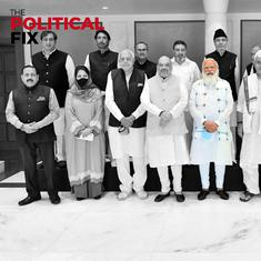 The Political Fix: Why did Narendra Modi meet Kashmiri leaders after jailing them for months?