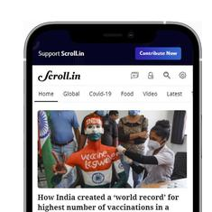 Editor's note: Quality journalism isn't cheap.Here's how you can support Scroll.in