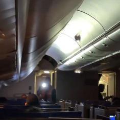 Watch: Birds enter aeroplane, delay flight out of Hawaii airport
