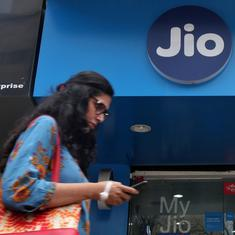 Even as Reliance is establishing itself as a tech major, its online presence remains poor