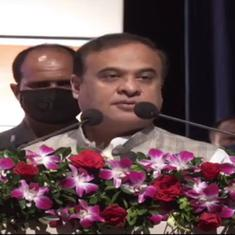 'Shooting accused should be the pattern if someone tries to flee,' says Assam chief minister