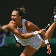 Wimbledon: With a host of first-time quarter-finalists, Manic Monday was a reminder of year gone by
