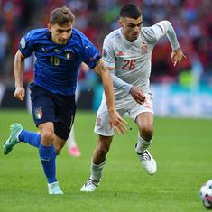Euro 2020: Spain show glimpse of bright future but Italy win the day with vintage resilience